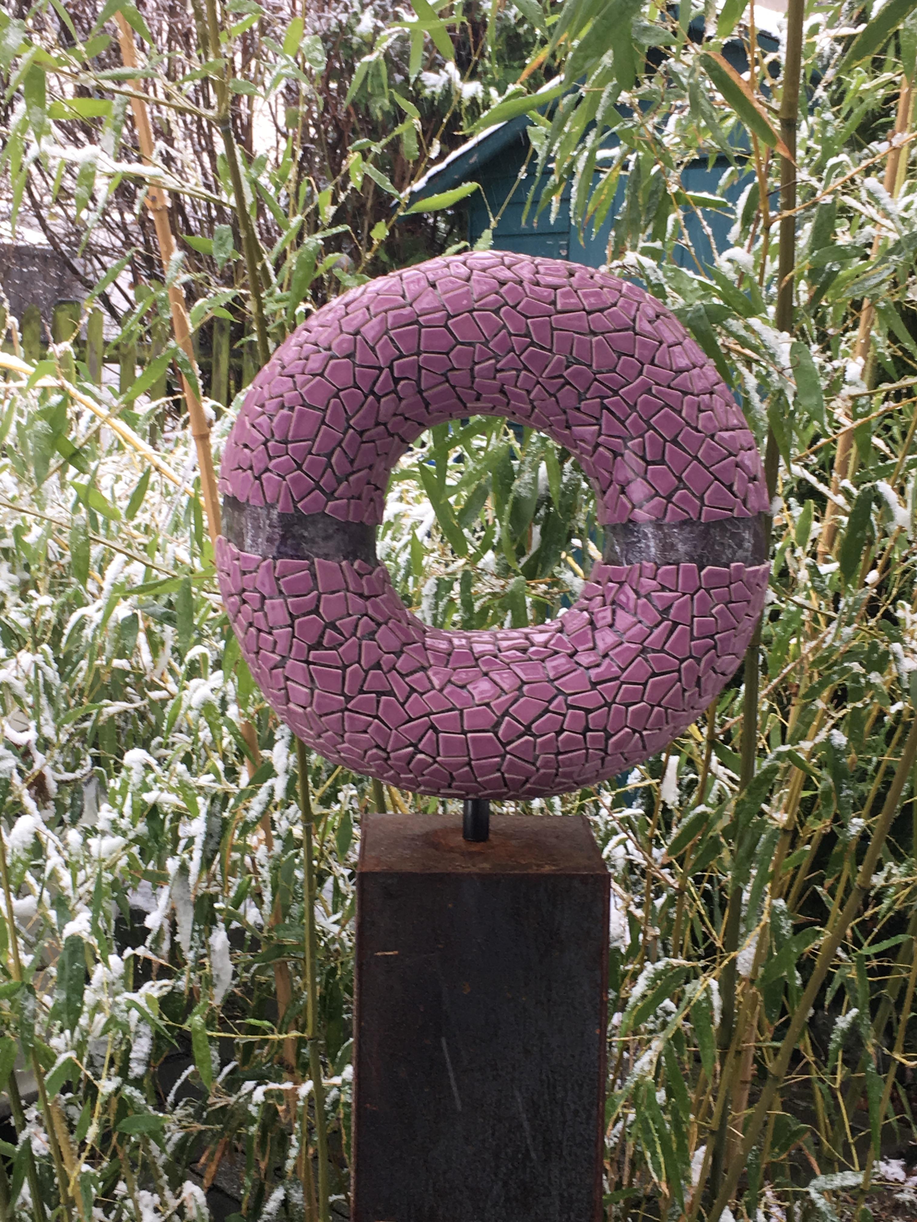 Skulptur Outdoor-Offenheit