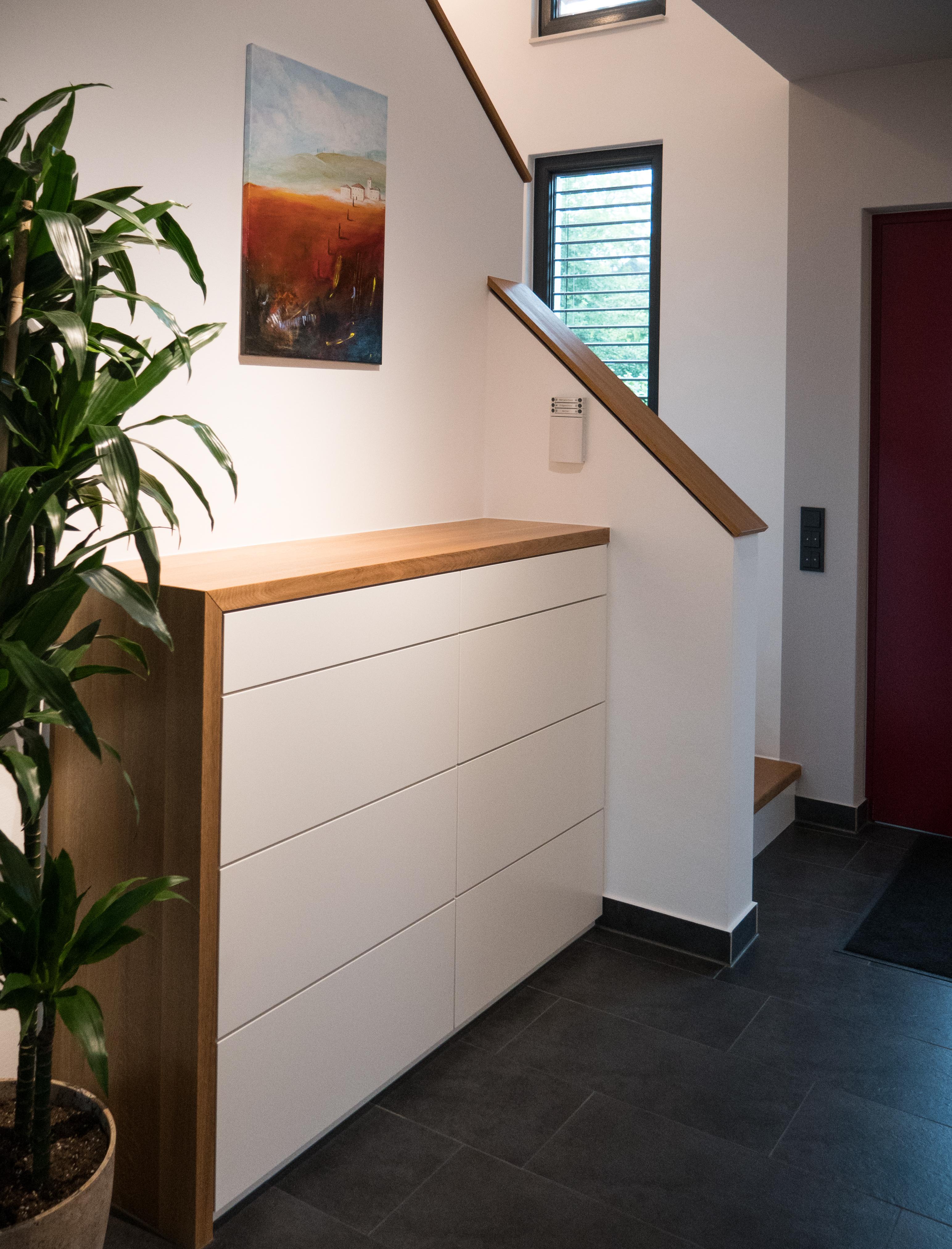 Ansicht Sideboard Eingang