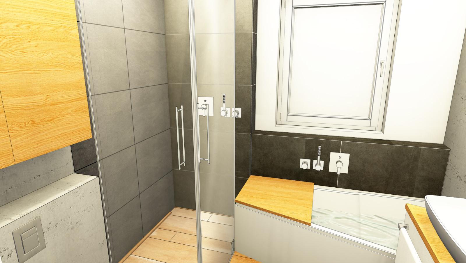 Planung Badezimmer 5