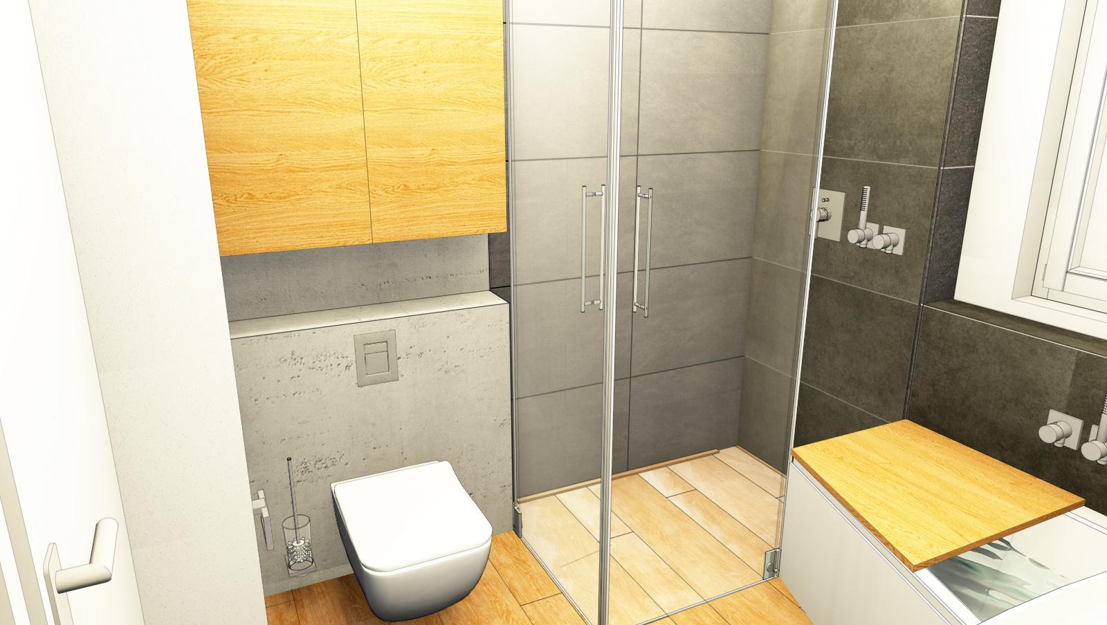 Planung Badezimmer 3