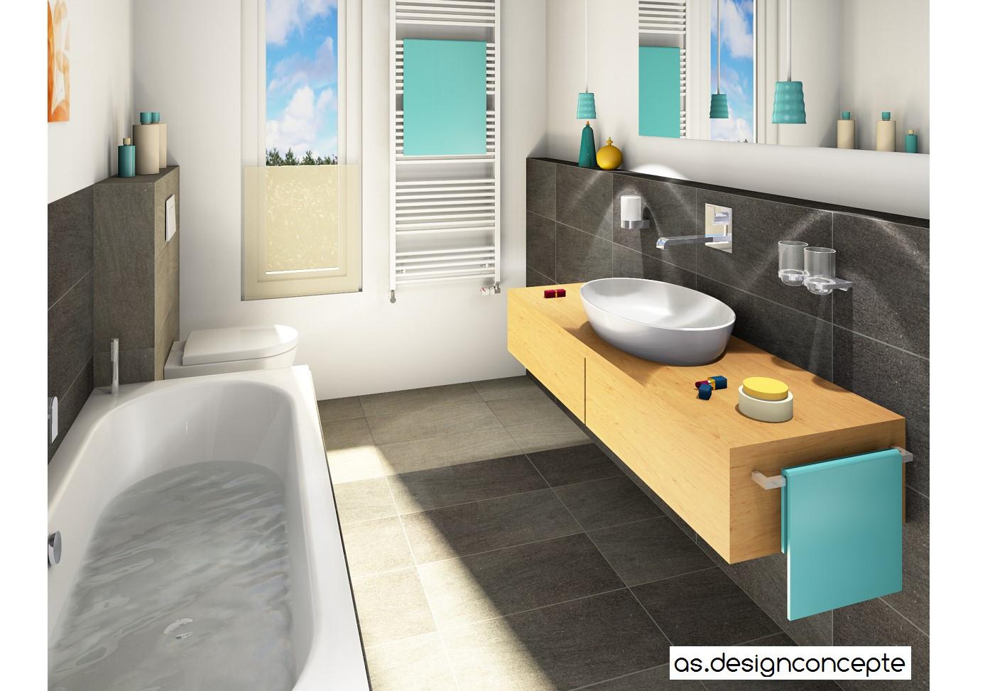 Planung Badezimmer