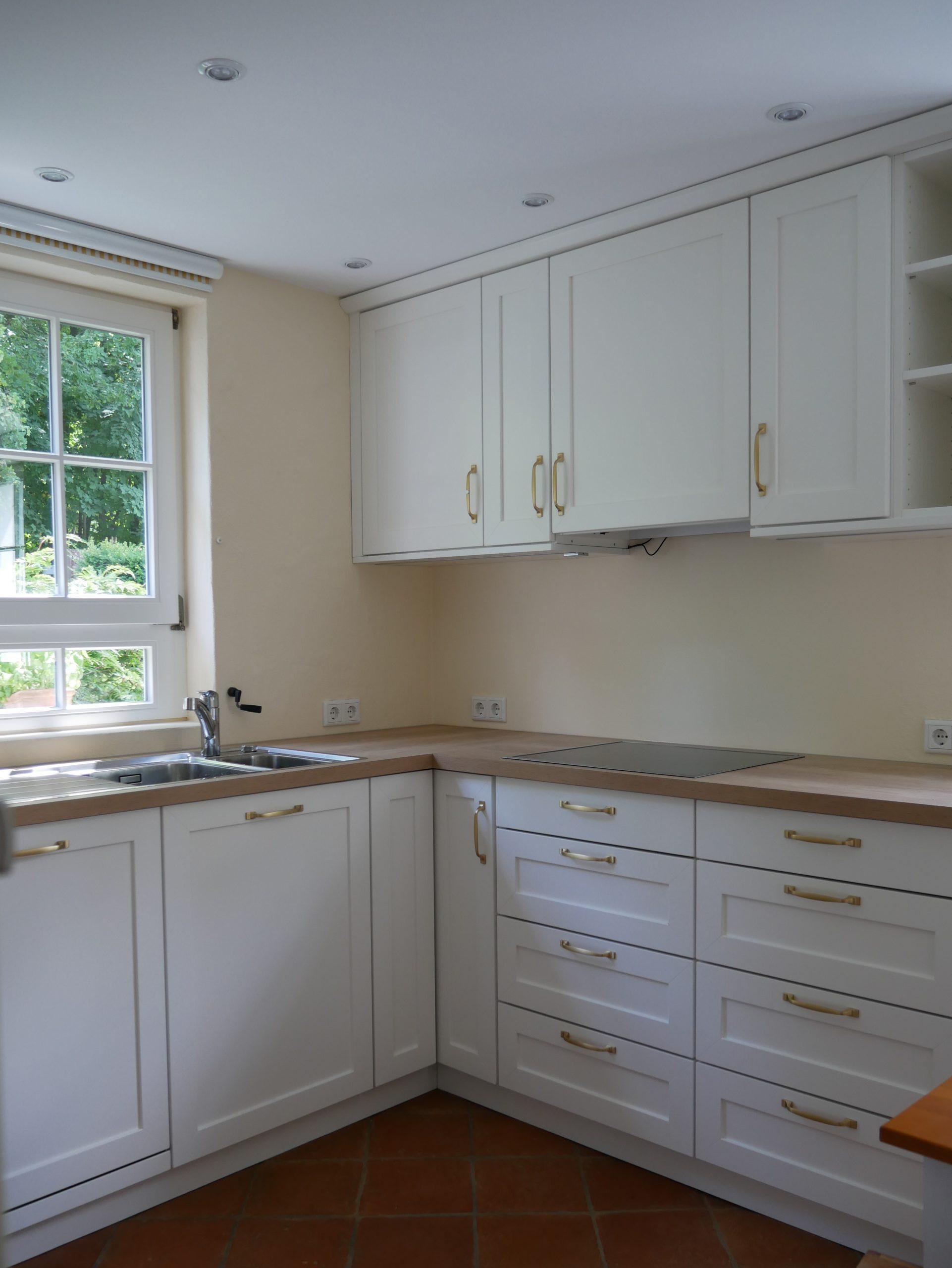 Landhausstil-Küche